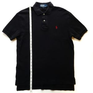 Ralph Lauren Polo Shirt Men's Small Black